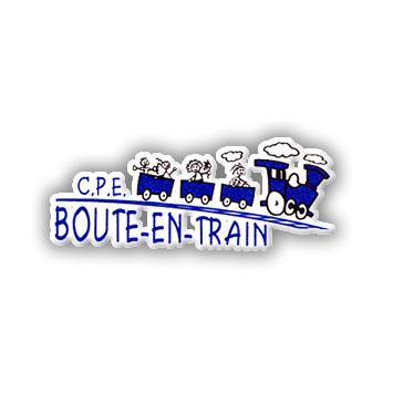 CPE Boute en train - Logo
